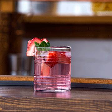 Mobile Bartender_strawberry lemonade